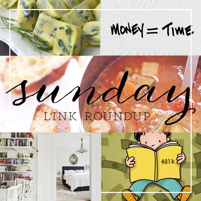 Sunday Link Round Up 3