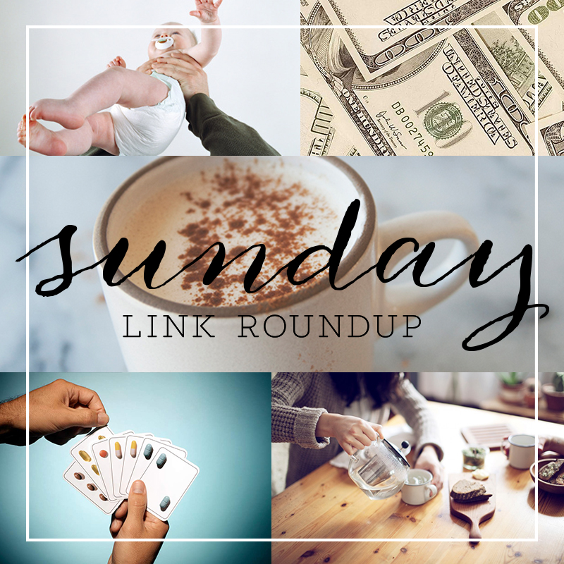 Sunday Link Round Up 5