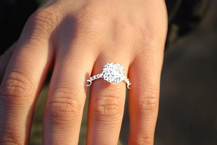 9a3a8fd7a2585 Why I Didn't Post A Picture Of My Engagement Ring On Social Media