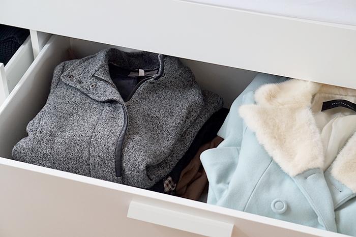 coat drawer