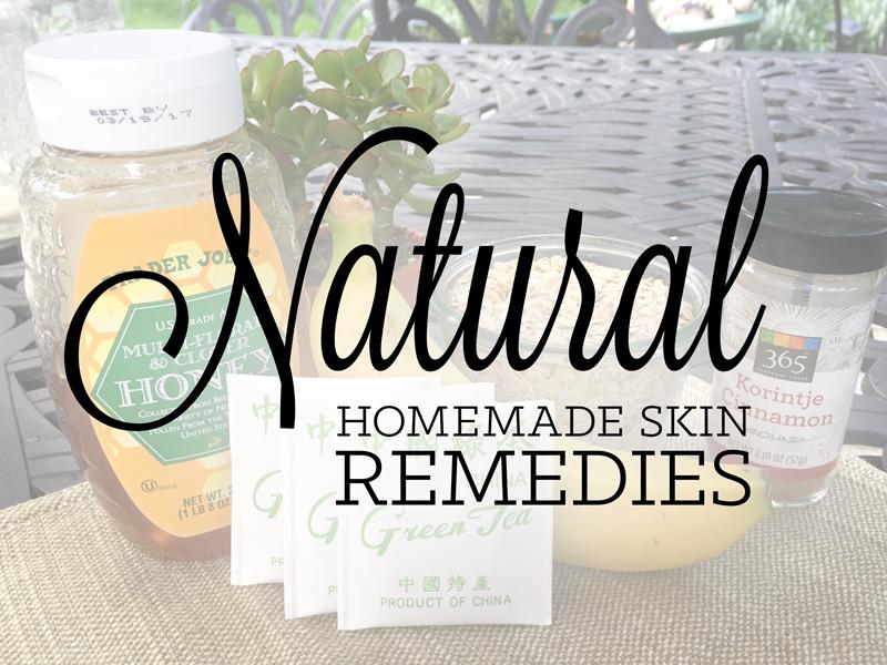 Natural-homemade-skin-remedies