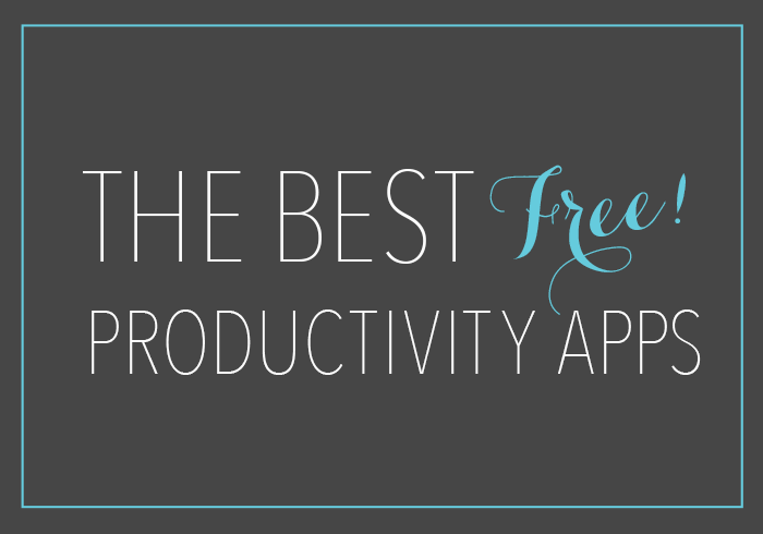 best productivity app