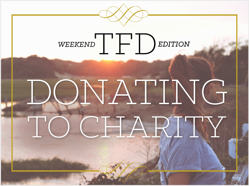 TFD_Charity-Donations