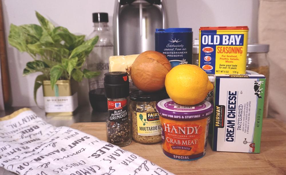 ingredients-for-crab-dip