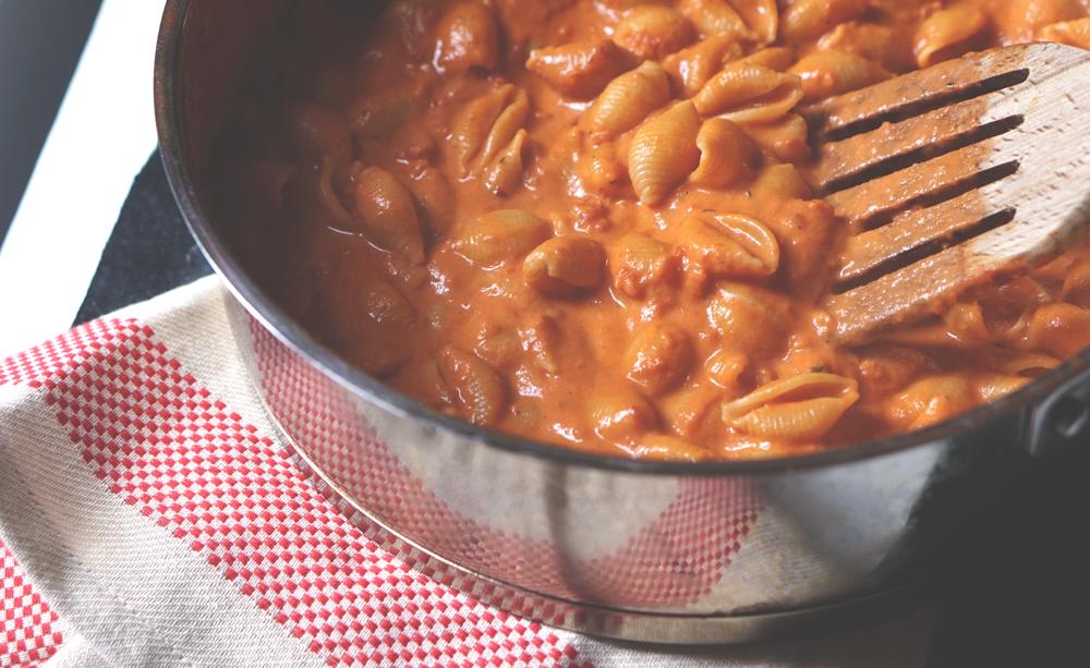 pasta-in-pan