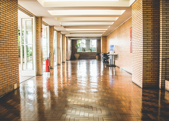 brick-hallway
