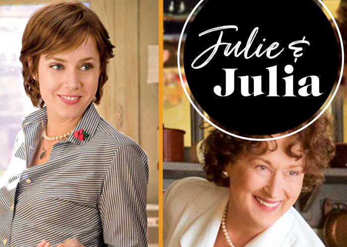 470040b23 Design Your Life: Julie & Julia
