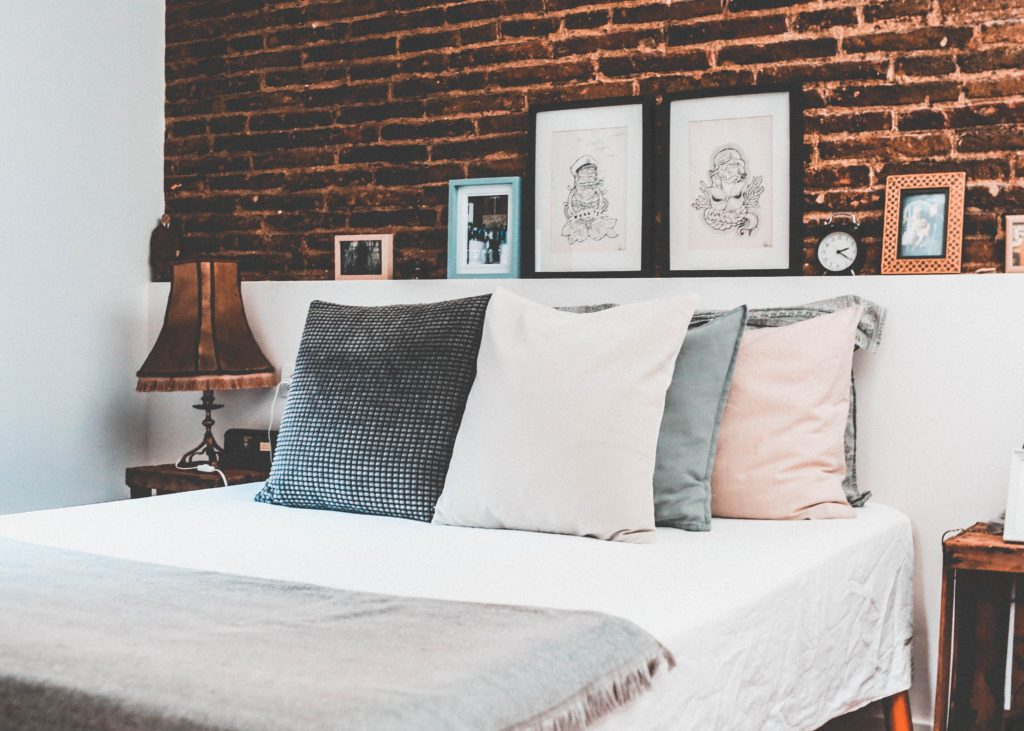 How I Gave My Bedroom A Facelift For Less Than $200