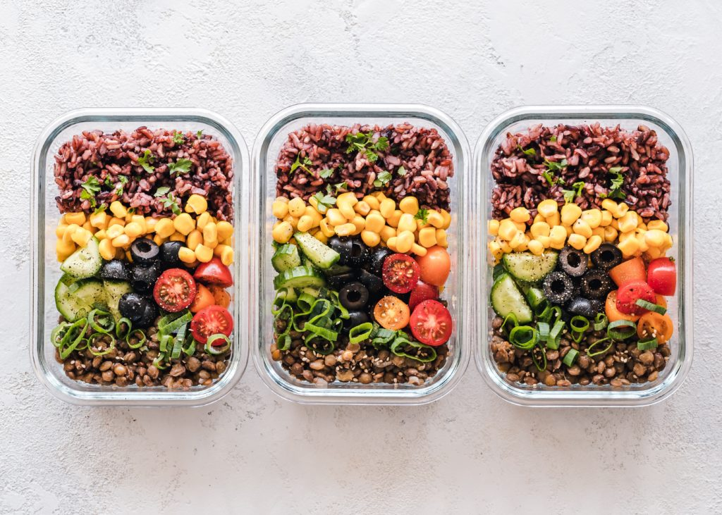 meal prep substitutes