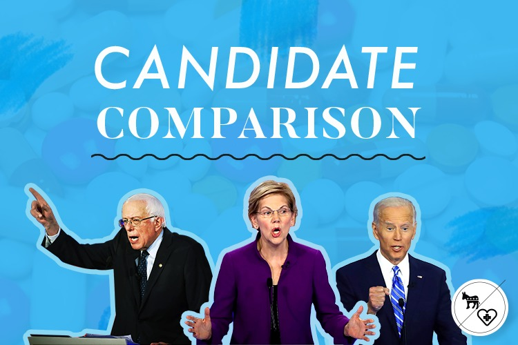How Each 2020 Democratic Candidate Says They Ll Fix Healthcare